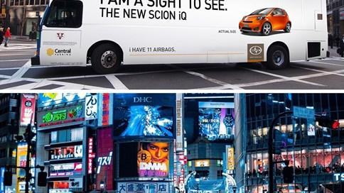 Tổng hợp một số chiến dịch quảng cáo ngoài trời vì cộng đồng ý nghĩa nhất