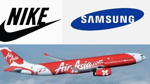 """Nike, Samsung, Air Asia và bài học marketing từ các thông điệp """"bom tấn"""""""