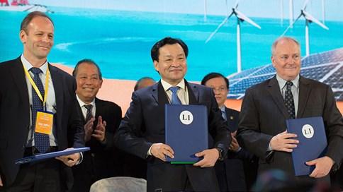 """Tập đoàn Enterprize Energy ký cam kết đầu tư với UBND Tỉnh Bình Thuận tại """"Hội nghị Xúc tiến đầu tư 2019"""""""