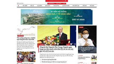 Hemera Media nâng cấp toàn diện Tạp chí điện tử VnEconomy