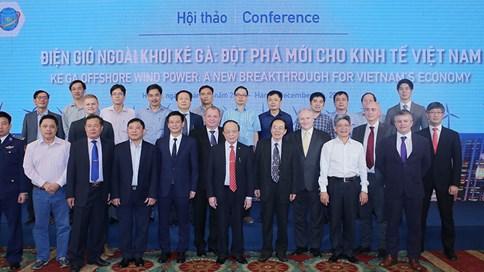 Hội thảo: Điện gió ngoài khơi Kê Gà - Đột phá mới cho kinh tế Việt Nam
