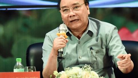 Thủ tướng đối thoại với 500 nông dân