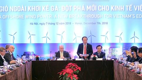 """Điện gió ngoài khơi Kê Gà - dự án có khả năng đưa Việt Nam trở thành """"cường quốc"""" về điện gió"""