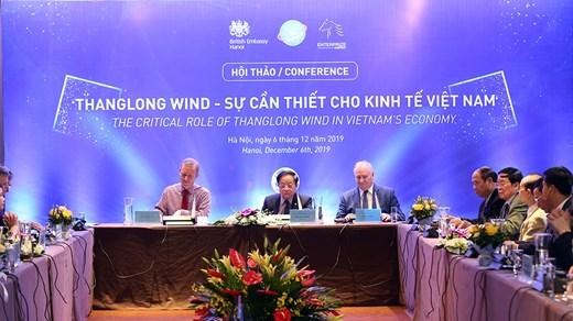 ThangLong Wind - Sự cần thiết cho kinh tế Việt Nam