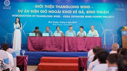 Tập đoàn Enterprize Energy tiếp xúc ngư dân tỉnh Bình Thuận