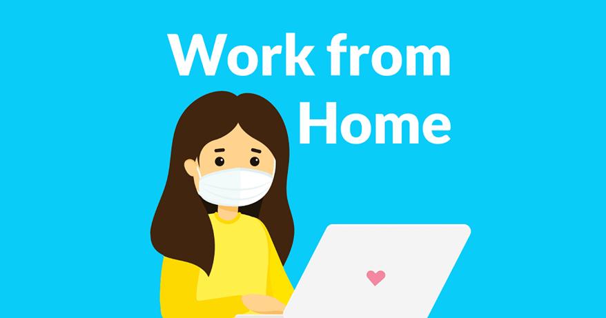 4 mẹo làm việc tại nhà hiệu quả trong mùa đại dịch