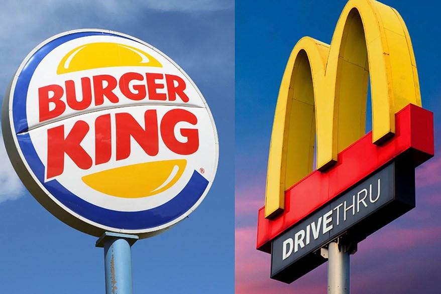 Lỗ hổng trong chiến lược quảng cáo của Burger King?