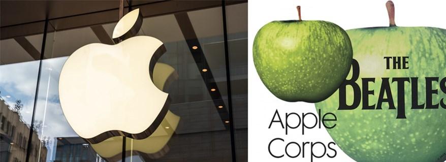 "Trademark - ""Apple"" thuộc về ai"
