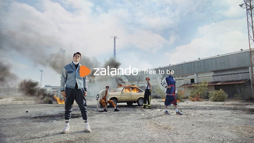 """Chiến dịch quảng cáo chống lại định kiến thời trang """"Free To Be"""" của Zalando"""
