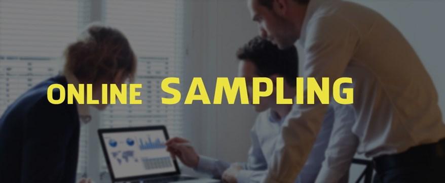 Online sampling – Giải pháp tăng gấp đôi hiệu quả tiếp thị tại điểm bán