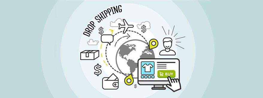 Dropshipping: Mô hình kinh doanh trực tuyến mà người bán hàng không cần phải trực tiếp xử lý hàng hóa