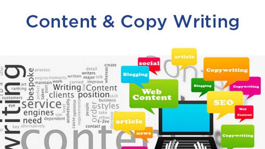 Copywriter & Content writer