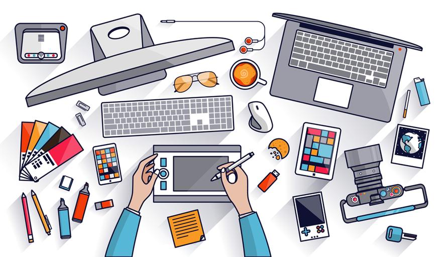 Graphic Designer 2D/3D