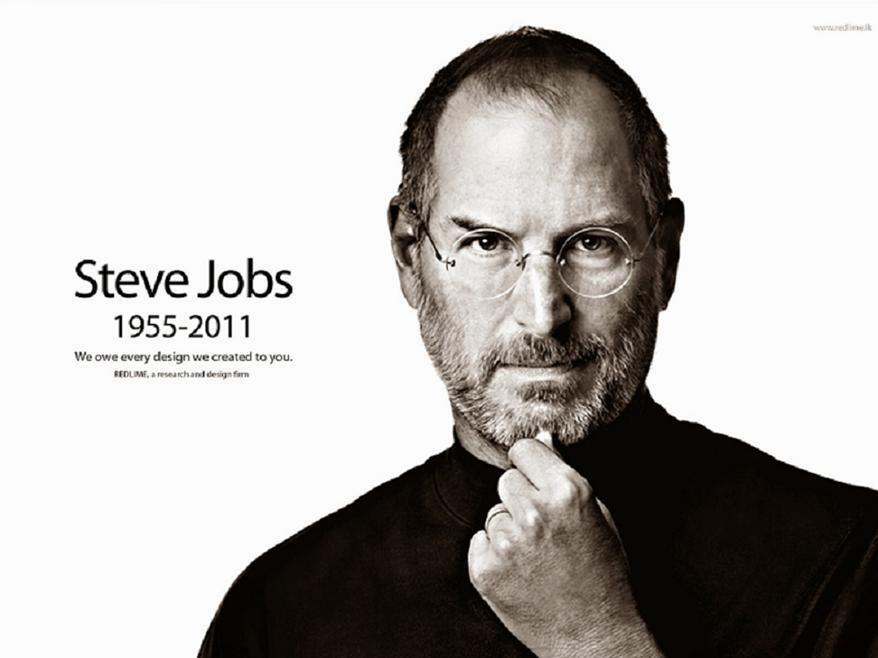 Triết lý kinh doanh 'đam mê' của Steve Jobs