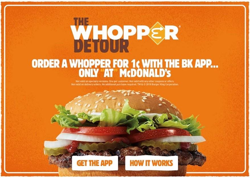Burger King và cuộc chuyển đổi hoành tráng