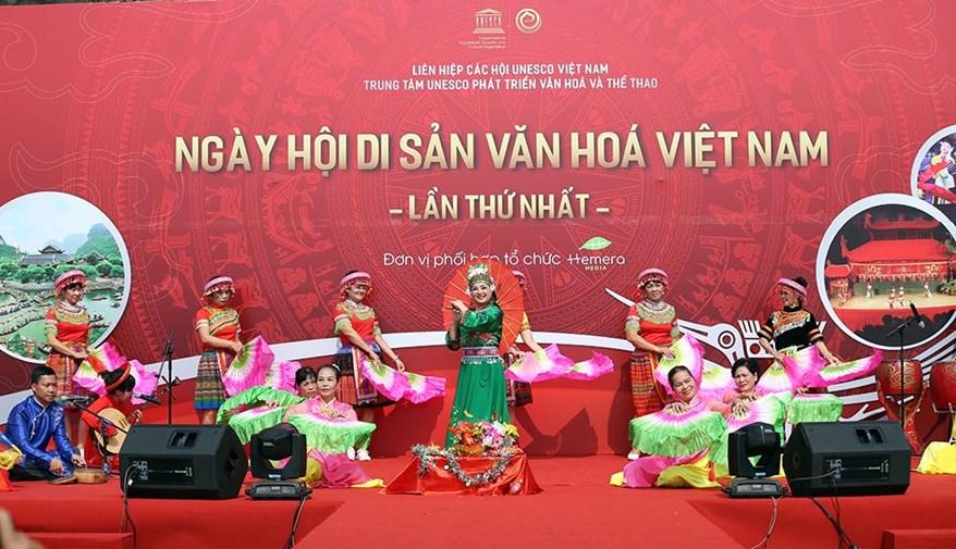 Ngày hội Di sản Văn hoá Việt Nam lần thứ nhất 2018